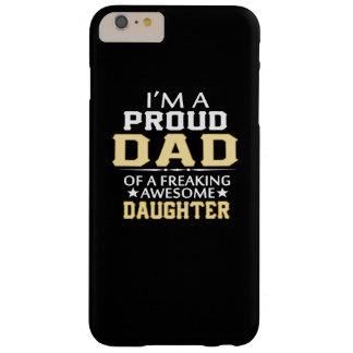私は誇り高いパパです BARELY THERE iPhone 6 PLUS ケース