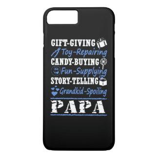私は誇り高いパパです iPhone 8 PLUS/7 PLUSケース