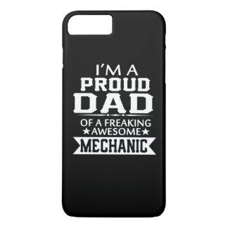 私は誇り高い整備士のパパです iPhone 8 PLUS/7 PLUSケース