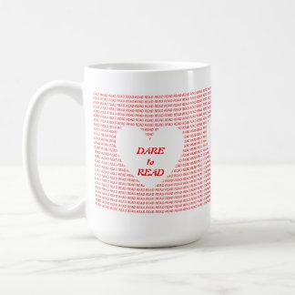 私は読むことを愛します コーヒーマグカップ