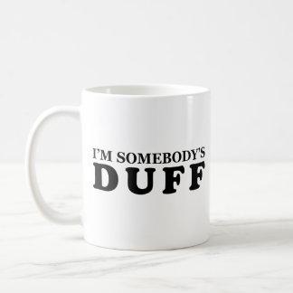 私は誰か価値がないマグです コーヒーマグカップ