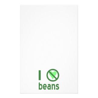 私は豆を憎みます 便箋