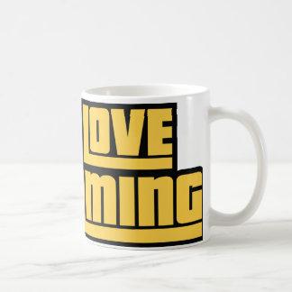 私は賭博を愛します コーヒーマグカップ