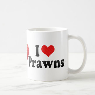 私は車海老を愛します コーヒーマグカップ