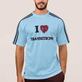 私は転移を愛します Tシャツ