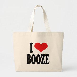 私は酒宴を愛します ラージトートバッグ