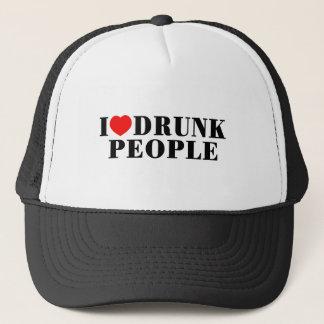 私は酔った人々を愛します キャップ