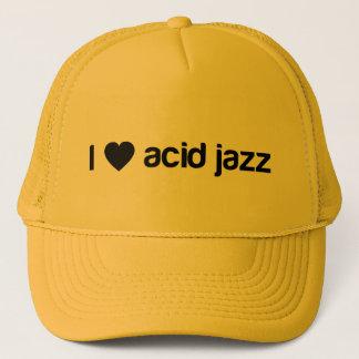 私は酸ジャズを愛します キャップ