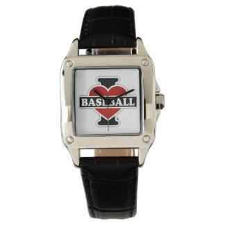 私は野球を愛します 腕時計