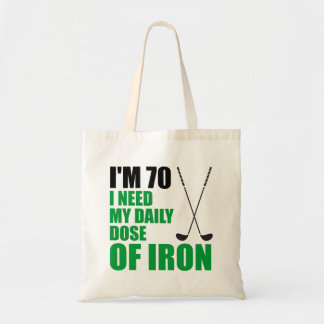 私は鉄のトートバックの70毎日の線量です トートバッグ