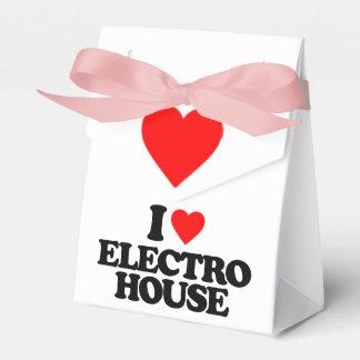 私は電子家を愛します フェイバーボックス