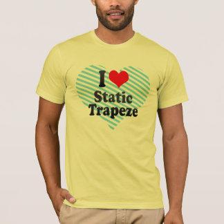 私は静的なブランコを愛します Tシャツ