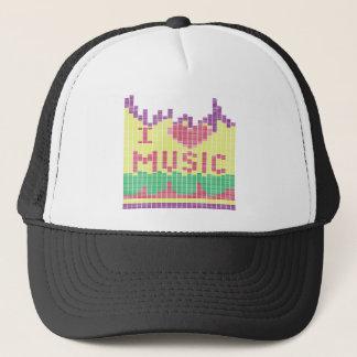 私は音楽を愛します キャップ