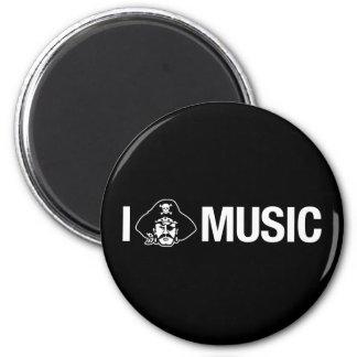 私は音楽を略奪します マグネット