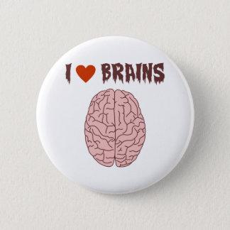 私は頭脳を愛します 缶バッジ