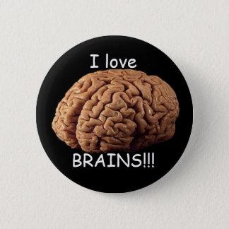 私は頭脳を!愛します!! 缶バッジ