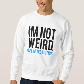 私は風変わり私です限定版ではないです スウェットシャツ
