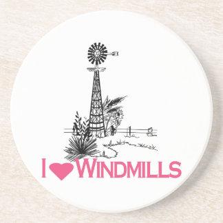 私は風車を愛します コースター