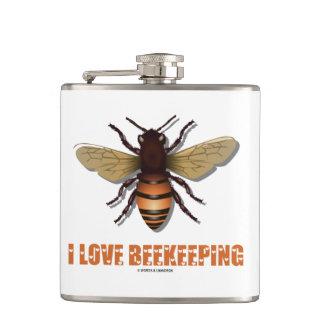 私は養蜂の蜂の態度のApiaristを愛します フラスク