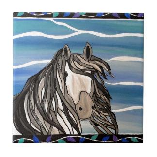 私は馬を崇拝します タイル