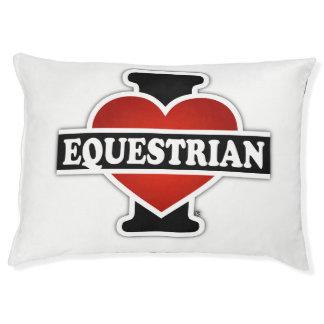 私は騎手を愛します ペットベッド