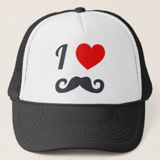 私は髭を愛します キャップ