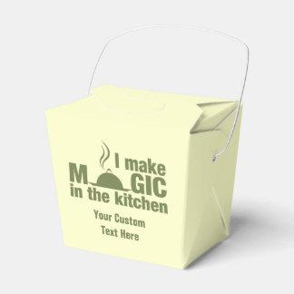 私は魔法のカスタムな好意箱を作ります フェイバーボックス
