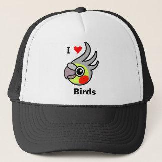 私は鳥を愛します キャップ