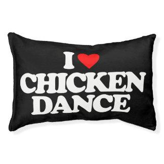 私は鶏のダンスを愛します