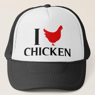 私は鶏を愛します キャップ