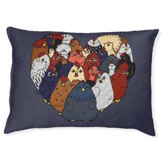 私は鶏を愛します ペットベッド
