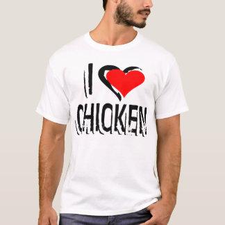 私は鶏を愛します -- Tシャツ