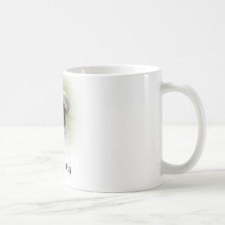 私は11のozパグの白いコーヒー・マグを愛します コーヒーマグカップ
