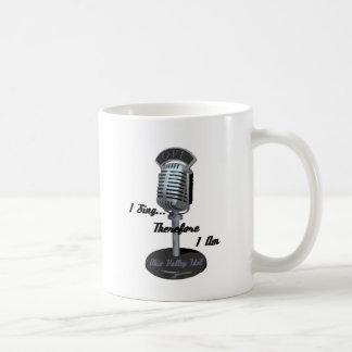私は2008年を歌います コーヒーマグカップ