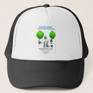 私は4つの陽性エネルギーリサイクルのキャンペーンを立てます キャップ