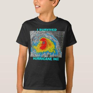 私は、ハリケーンIKE生き延びました! Tシャツ
