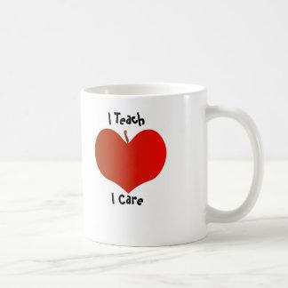 私は、私気にしますマグを教えます コーヒーマグカップ