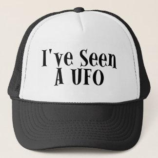 私はA UFOを見ました キャップ