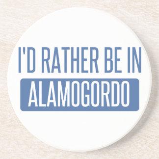 私はAlamogordoにむしろいます コースター