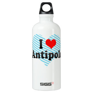 私はAntipolo、フィリピンを愛します ウォーターボトル
