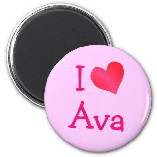 私はAvaの磁石を愛します マグネット