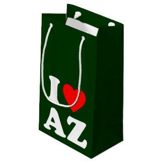 私はAZを愛します スモールペーパーバッグ