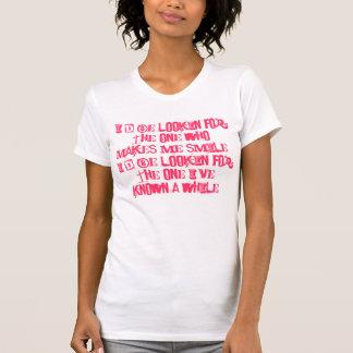 私はB Lookin 4レディースワイシャツ Tシャツ