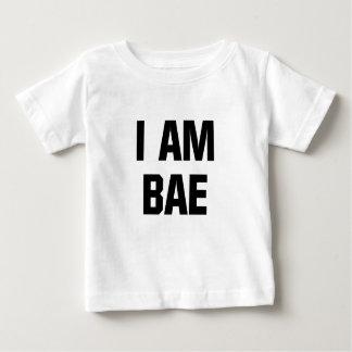 私はBaeです ベビーTシャツ