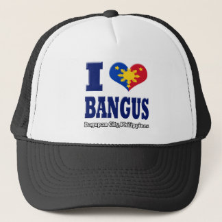 私はBangusを愛します キャップ