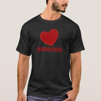 私はBenidormを愛します Tシャツ