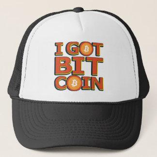 私はBitcoinのタイプ01を得ました キャップ