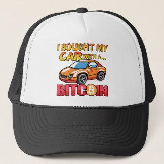 私はBitcoinの私の車を買いました キャップ