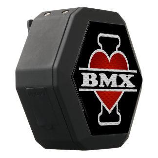 私はBMXを愛します ブラックBluetoothスピーカー