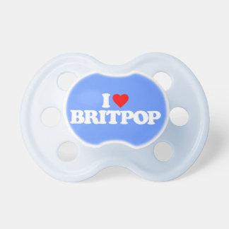 私はBRITPOPを愛します おしゃぶり